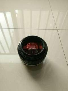 nikkor 55mm 1.2 ais nikon 50mm manual