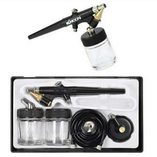 KKMoon Brand Airbrush 0.8mm Single Action Set Only Airbrush, NO Compressor Brand New In Box Last Set