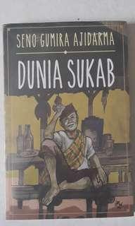 Novel - Dunia Sukab