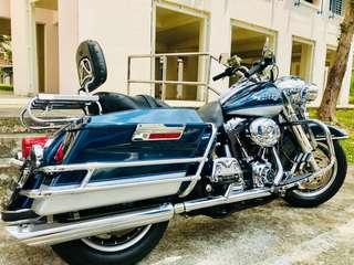 Harley Davidson Road King ( Evo Carb 1st owner till date )