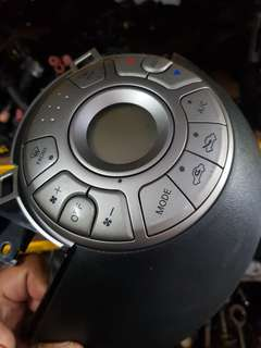 Nissan almera air cond switch