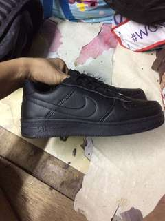 Nike Air Force Rubber Shoes / Nike Air Force low cut shoes