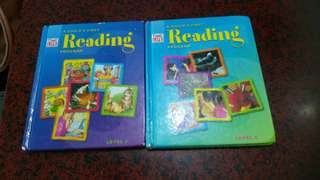 Time life - a child first reading program