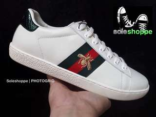 Gucci Leather Sneaker (Women)
