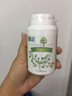 Milk booster ~ fenugreek seed