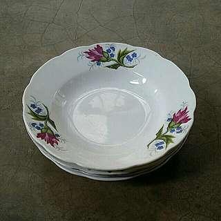 Vintage Deep Plate