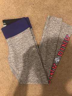 VS Pink tights