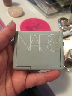 Nars limited edition blush