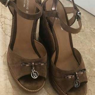 👉CAKEP - ARMANI Jeans Shoes #çlE