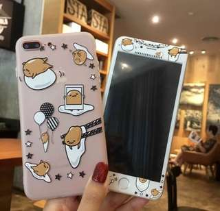 iPhone Case +sticker 7/7 Plus/6/6 Plus