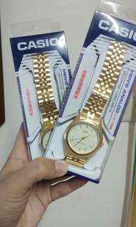 Casio watch jaoan