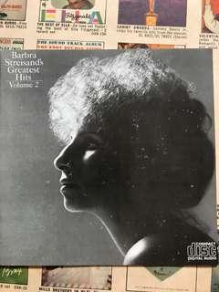 Barbra Streisand's Greatest Hits