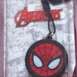Spiderman Ezlink Charm