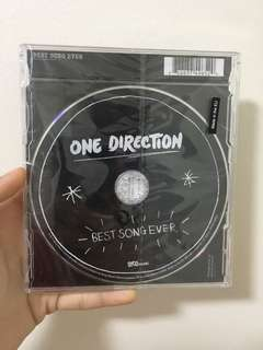ONE DIRECTION - Best Song Ever single EP