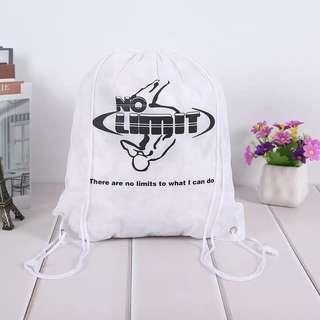 Customise drawstring bag Backpack