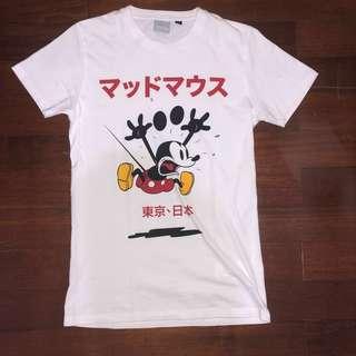 Disney mickey mouse japan t-shirt ORIGINAL
