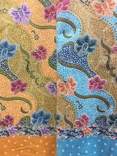 🚚 Batik Cloth - 100% cotton