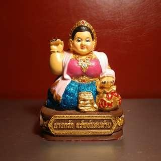 Phra Nangkwak mini bucha amulet