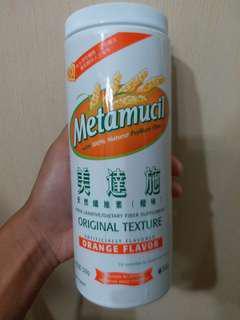 Metamucil 美達施天然纖維素528g (橙味)
