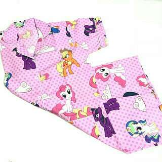 Pajamas Pony Dress(foto geser ➡)