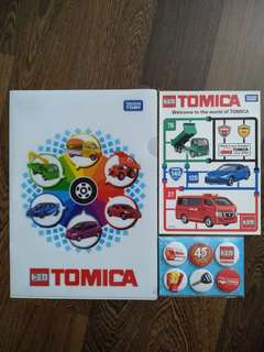 Tomica 45th Anniversary Limited Edition Badge