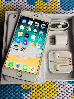 Iphone 7 Plus 32gb Gold Openline Factory Unlocked Complete