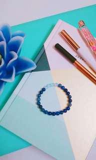 Sodalite & Opalite Gemstone Bracelet