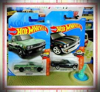 Datsun 620 Hotwheels