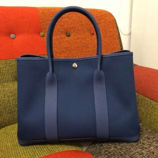 HERMES Garden Party Canvas 36