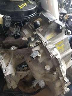Nissan almera 1.5 auto gear box