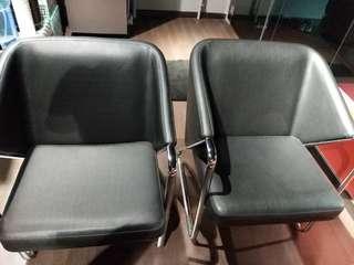 Mondi lounge chairs