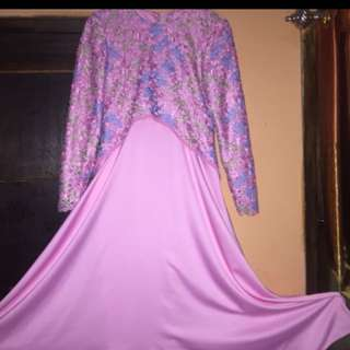 Dress Pesta (Nett price)