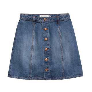 H&M denim skirt (AU10/EU38)