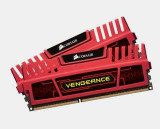 CORSAIR Vengeance® — 16GB Dual Channel DDR3 Memory Kit