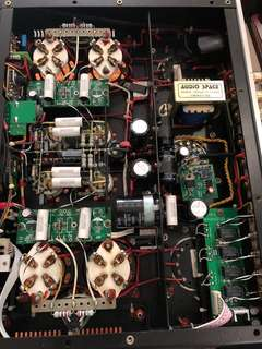 Hi-Fi and Guitar Tube Amplifier Repair and Restoration Service
