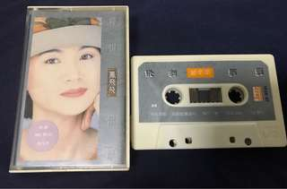 鳳飛飛 浮世情懷 CASSETTE TAPE 卡帶 錄音帶