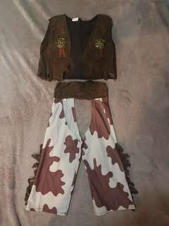 Cowboy Costume (2yrs old)