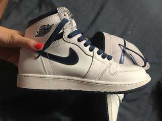 Nike Air Jordan 1 High OG Metallic Blue