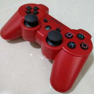 PS3 Controller (Red)
