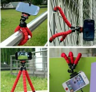 Mini tripod spider holder U medium