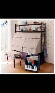🚚 Piano cover 154x64x80 cm