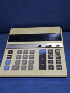 Vintage Calculater