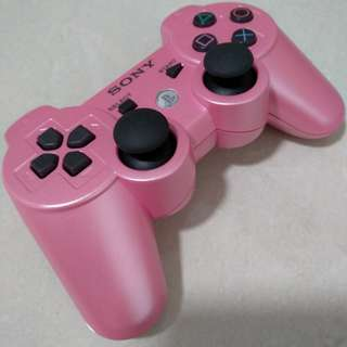 PS3 Controller (Pink)