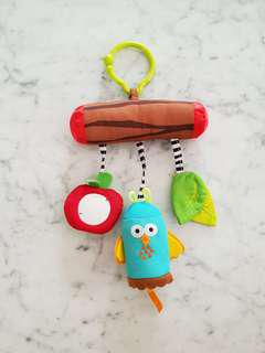 Tiny Love Wind Chimes Clip on Toy