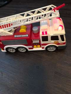Toys Fire Engine