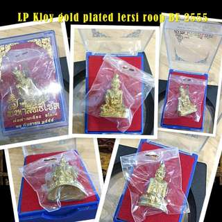 Lp Kloy Lersi gold plated