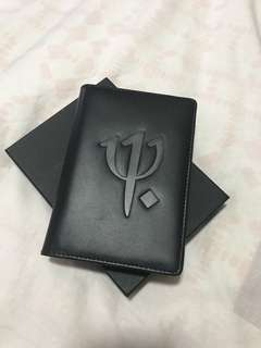 Club Med Passport Cover