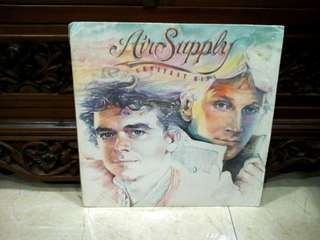 Lp...Vinyl...Air Supply - Greatest Hits