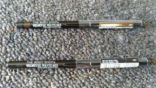 Body Shop Velvet Gel Pen Eyeliner