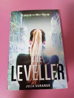 The Leveller storybook